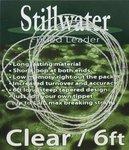 Stillwater Furled Leader 6ft