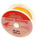 Stillwater Salmon Backing 30lb 250m Orange