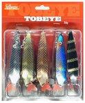 Stillwater Tobeye Mixed 5pk