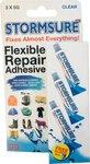 Stormsure Flexible Adhesive Wader Repair Solution 3 x 5g Tubes