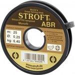 Stroft ABR 100m Trans Lightbrown Monofilament