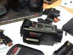 Preloved Tachyon Tachyon XC HD Head Camera - As New