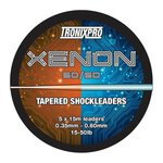 Tronixpro Xenon Tapered Leader 50/50 5x15m