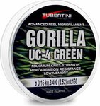 Tubertini Gorilla UC-4 Green Mono 350m