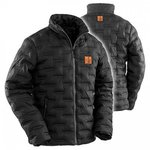Vass SD Synthetic Down Jacket Carbon Black