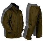 Vass Vass-Tex Lightweight Packaway Jacket & Trouser Set Khaki