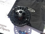 Vision Preloved - Kalu Black #5/6 Trout Fly Reel - Used