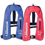 Watersnake WS Deluxe Auto/Manual Life Jacket