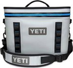 Yeti Hopper Flip 18 Fog Grey Soft Cooler
